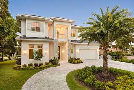 luxury mediterranean home plans house plan plan 86048bw florida house plan with high ceilings
