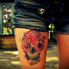 flower skull tattoo meaning 1000 images about tattoos on pinterest
