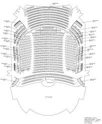 seat map seating map the philadelphia orchestra