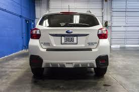 white subaru crosstrek 2016 subaru xv crosstrek premium awd northwest motorsport