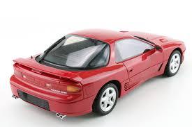 mitsubishi pink ls collectibles mitsubishi 3000 gto 1992 1 18 red ls019a