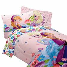frozen sheets disney frozen comforter and sheet set