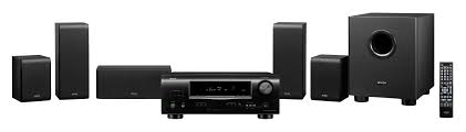 home theater systems denon press information