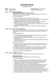 Product Manager Resume Samples by Resume Resume Soft Skills Example Curriculum Vitae Sample Word