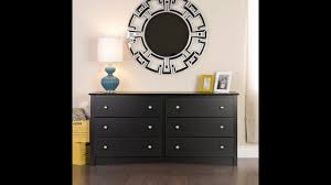 South Shore Step One Dresser by Review Black Sonoma 6 Drawer Dresser Youtube