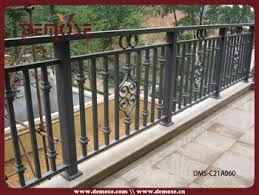 cast iron aluminum stair balcony railing design buy cast iron