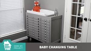 Changing Table For Babies Baby Changing Table