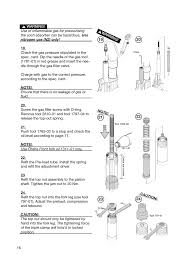 ohlins fg 670 user manual page 16 28