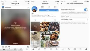 tutorial membuat instagram in my hand instagram now blurs sensitive content daily mail online