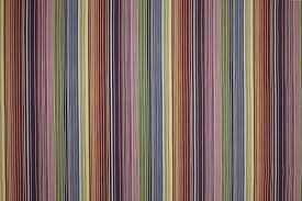Upholstery Fabric Striped Rhumba Rainbow And White Striped Fabric The Stripes Company Uk