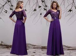 purple lace bridesmaid dress purple bridesmaid dresses with lace sleeves naf dresses