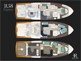 Yacht Floor Plan by Deck Plans Experience The Roscioli Difference