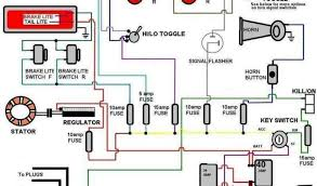 diagrams 800825 simple car wiring diagram basic queenz kustomz