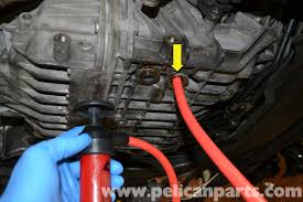 audi a4 b6 automatic transmission fluid and filter replacement