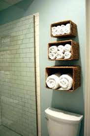 Storage For Towels In Bathroom Small Bathroom Towel Storage Bathroom Towel Ideas Bathroom Towel