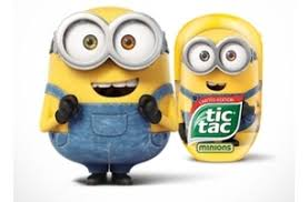 where to buy minion tic tacs vml poland makes mountains out of minions for new tic tac caign