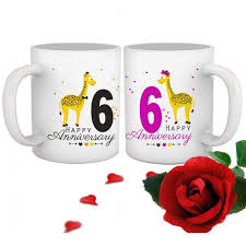 6th wedding anniversary gift 6th wedding anniversary gift for collegue relatives