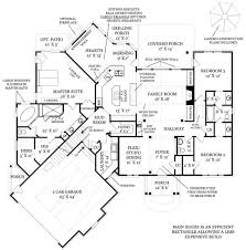 Floor Plans For Beach Houses by Beach House Plan With 3 Bedrooms And 2 5 Baths Plan 4509