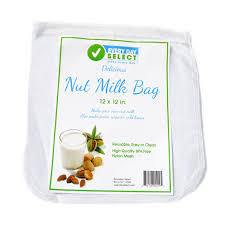 nut milk bag premium large 12 x 12 every day select