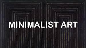 frank stella black paintings minimalism littlearttalks youtube