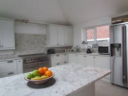 granite countertop kitchen cabinet handles backsplash tiles