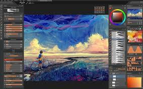paintstorm studio 2 03 290917 for mac crked u2013 digital oil painting