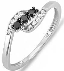black diamond promise ring diamond promise rings 17 suggestions to consider