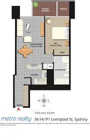 Sydney Entertainment Centre Floor Plan 3614 91 Liverpool Street Sydney Nsw 2000 Metro Realty