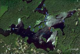 Harold Parker State Forest Map by Exploring Greater Boston Fishing