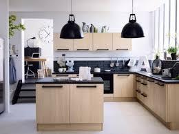 ilots central de cuisine modele cuisine ouverte avec ilot idée de modèle de cuisine