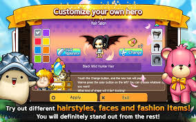 maplestory how to get conflict hairstyle pocket maplestory free online mmorpg and mmo games list onrpg