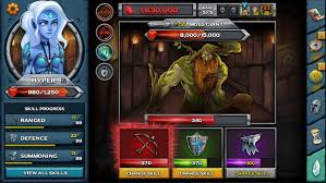 runescape for android runescape idle adventures apk free simulation for
