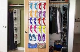 hanging shoe caddy small house design storage ideas hanging shoe organizers new