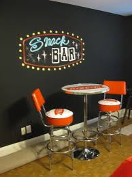 Theatre Room Decor Is That Chalkboard Paint Awesome Theater Room Decor Home