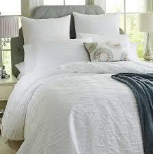 White Queen Duvet Textured White Duvet Cover Home Design Ideas