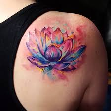 100 flower tattoos shoulder best 25 feminine shoulder