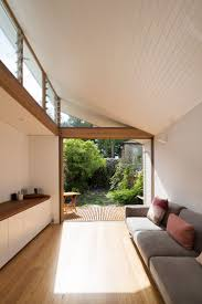 best ideas about narrow house pinterest duplex adriano pupilli architects has designed courtyard house sydney petersham that fits its charming design snuggly between terrace houses