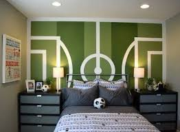Football Room Decor Soccer Bedroom Images Ecoinscollector