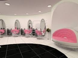 home hair salon decorating ideas beauty salon designs for interior artistic color decor marvelous
