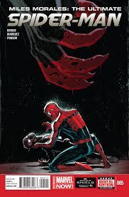 miles morales ultimate spider man vol 1 5 marvel database