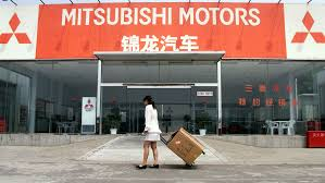 mitsubishi china china slaps a record anti trust fine on foreign firms says