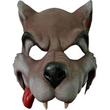 wolf mask wolf mask clothing