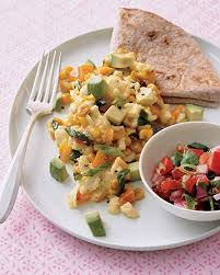 How To Make Really Good Scrambled Eggs by Scrambled Egg Recipes Martha Stewart