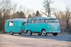 volkswagen type 6 volkswagen 23 window microbus eriba puck camper