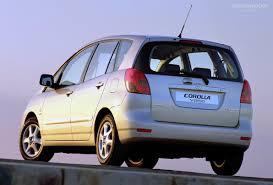 toyota avensis verso toyota corolla verso specs 2002 2003 2004 autoevolution