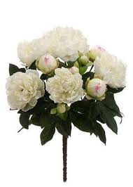artificial peonies silk peonies artificial peony silk flowers tagged color