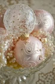 gorgeous array of ornaments and pearls served in a