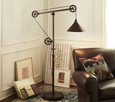 Z Bar Floor Lamp 5 6 Legs Novelty Spider Lamp Bar Loft Retro Industrial Light