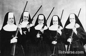 Truth Bear Meme - amazing truth bear meme top 5 most badass nuns of all time listverse