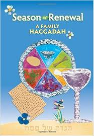family haggadah season of renewal a family haggadah and hebrew edition